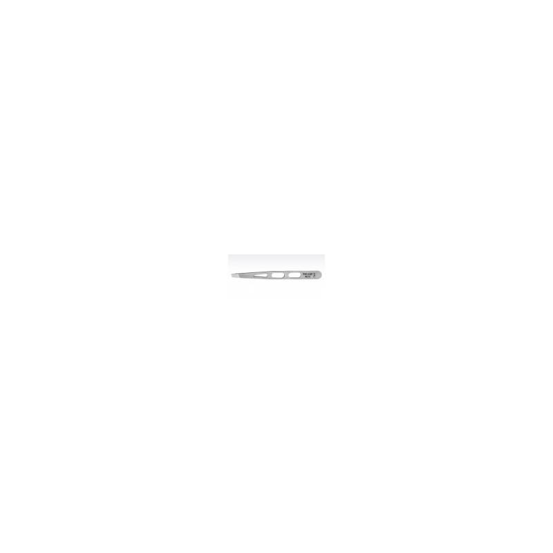 Pinzeta šikmá Magnum odlehčená, 10 cm