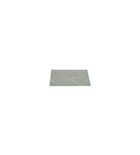 Binacil Ochranné jemné papírky pod řasy