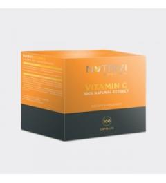 100% přírodní Vitamin C  Larens100 kapslí – Doplněk stravy pro lepší imunitu, stav srdce, kůže, kostí, vlasů, nehtů
