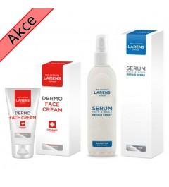 Dermo cream + serum Larens