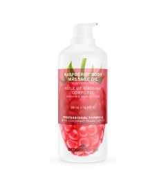 BODY MASSAGE OIL RASPBERRY...