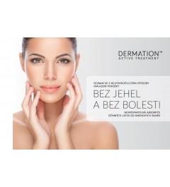DERMATION - ošetření obličej