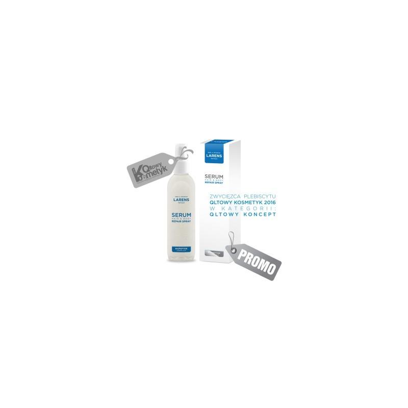 Regenerační vyživující serum Larens na pokožku, vlasy a nehty Serum Hair & Body Repair Spray 250ml